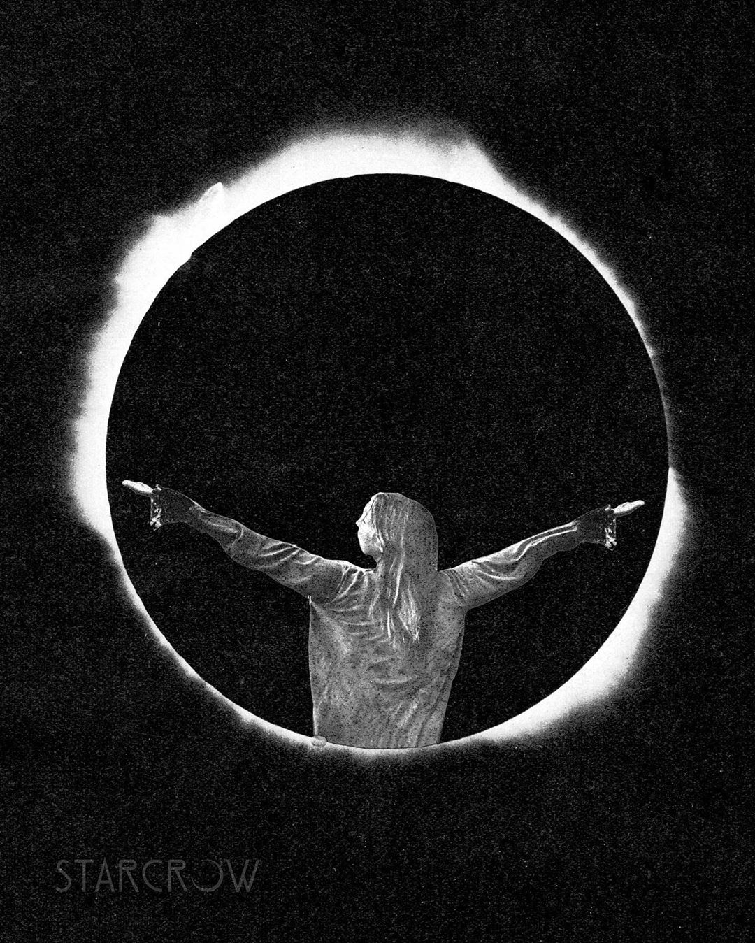 "Following last Tuesday's solar eclipse, we are now officially nine days into Eclipse Season. At this point I have to ask, is it just me, or is there something about this eclipse cycle that is just a bit… trippy? The eclipses are in Cancer and Capricorn this go-round, and they are troubling the lies that Capricorn has told us. You know what I am talking about. The social, familial, and societal pressure to BE and DO a certain thing in order to prove ourselves worthy in the eyes of the world is a Capricorn phenomena. Capricorn gives us the drive to create lives worth living, and the creation of a meaningful life is wonderful thing! The problem comes in when we internalize pressure to conform to socially acceptable ways of being in the world and completely loose touch with our authentic selves. This is the stuff that mid-life crises are made of. The gift of these eclipses is that they are lifting the veil on the old stories about who we should be and asking us to embrace who we really are. They call for death to the structures in our lives that serve to alienate us from our true selves, so that we can live more authentic lives. May we have eyes to see what is real this eclipse season (7/2/19 – 7/16/19). ✨ Want to know how the eclipses are impacting you? Use promo code ""ECLIPSE"" when you book (at www.starcrow.com/astrology-readings) to receive a $25 discount on eclipse readings, from now until the end of July"